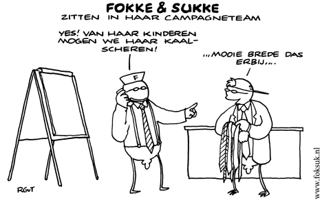Fokke en Sukke 4 april 2006