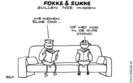 Fokke en Sukke 6 april 2006